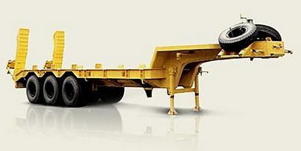 новый полуприцеп платформа МАЗ 937900-010