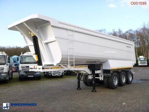 новый полуприцеп самосвал Galtrailer Tipper trailer steel 40 m3 / 68 T / steel susp. / NEW/UNUSED
