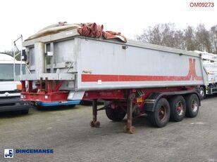 полуприцеп самосвал MEIERLING Tipper trailer alu 21 m3 + tarpaulin