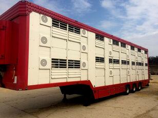 полуприцеп скотовоз KRONE STEHMANN  for animal transport Pigs or Bovines