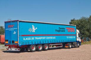 полуприцеп тентованный KELBERG Ferry trailer