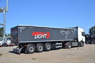 новый полуприцеп зерновоз MEGA LIGHT 3. безналичный расчет с НДC, лизинг,гарантия