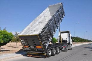 новый полуприцеп зерновоз NURSAN trailer