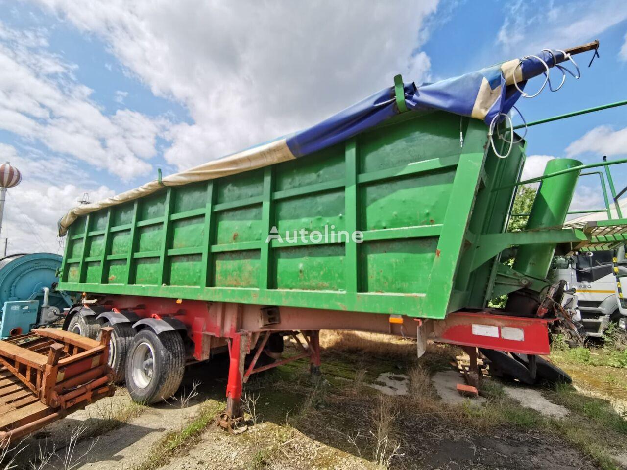 полуприцеп зерновоз S380