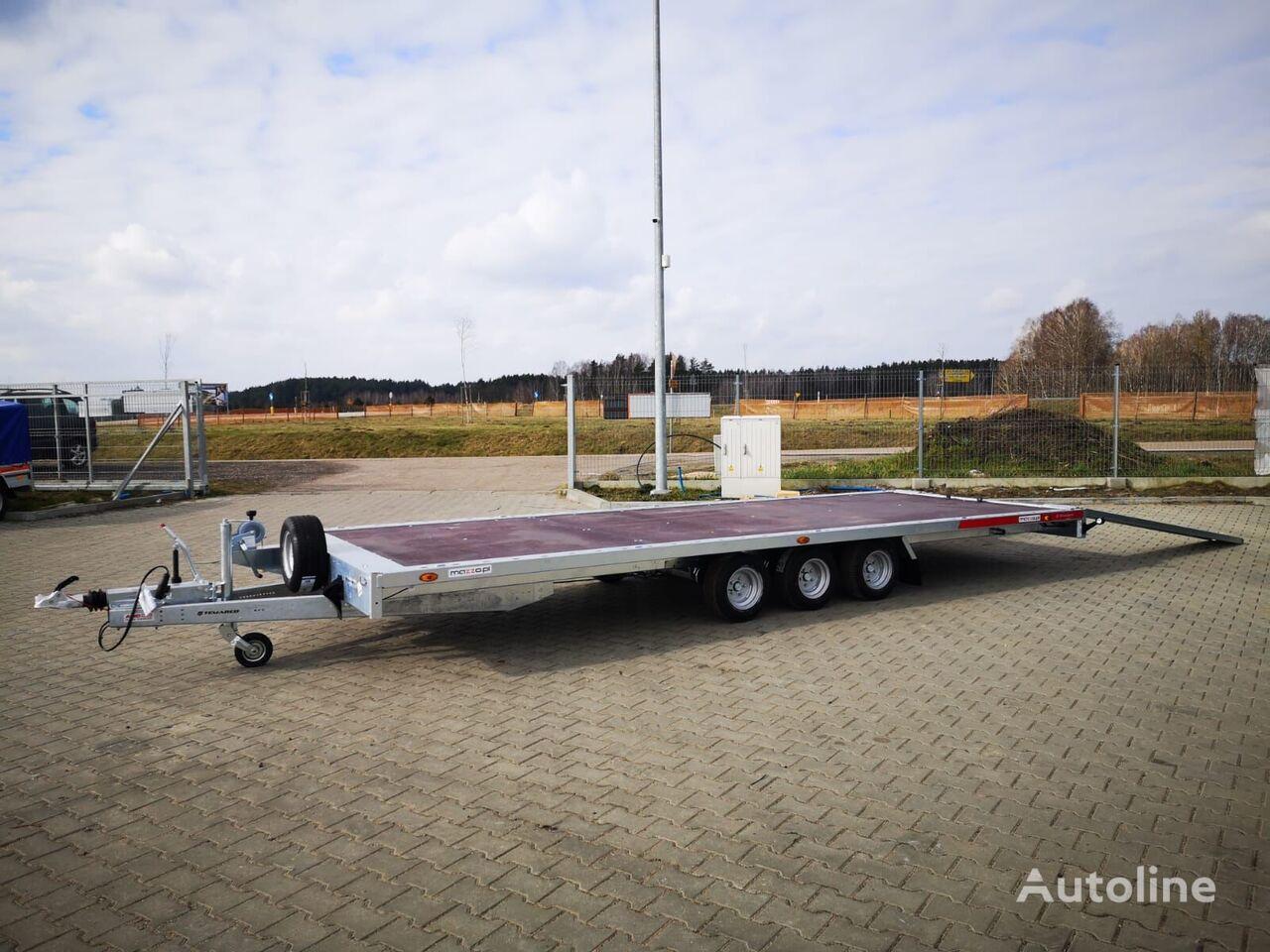 новый прицеп автовоз Carplatform 6021/3P 593x215cm PLATFORM TRAILER