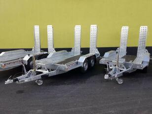 новый прицеп для спецтехники BRIAN JAMES Cargo Digger Plant 2 Baumaschinentransporter
