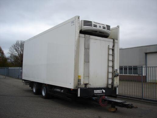 прицеп рефрижератор SCHMITZ Schmitz Cargobull 2 AXLE TRAILER - FRIGOBOX -THERMOKING TS-500