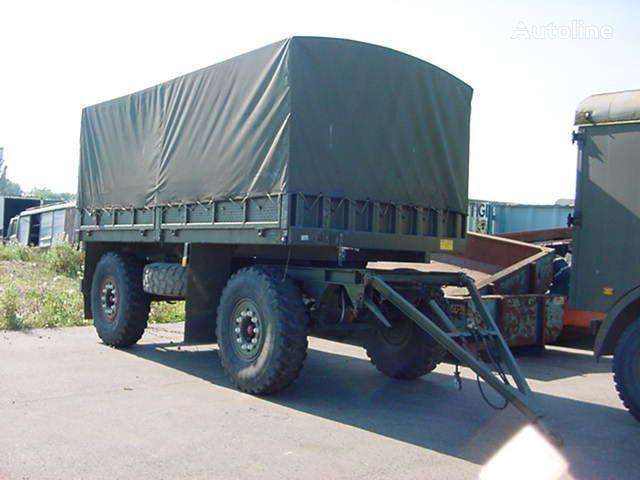 прицеп тентованный TITAN 65R2B / TLR CGO 5T 4W