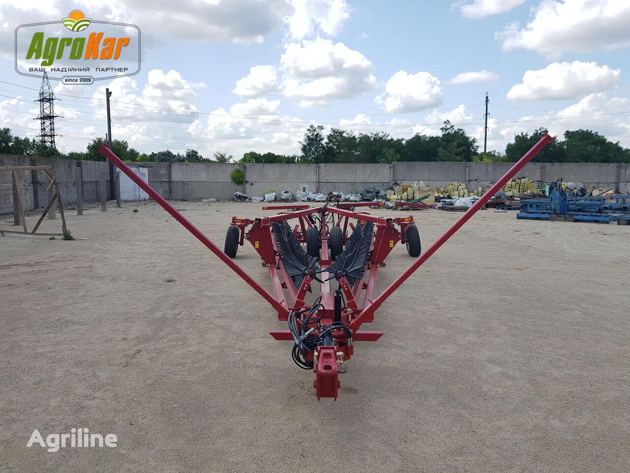 борона HATZENBICHLER Phoenix-14 игольчатая борона