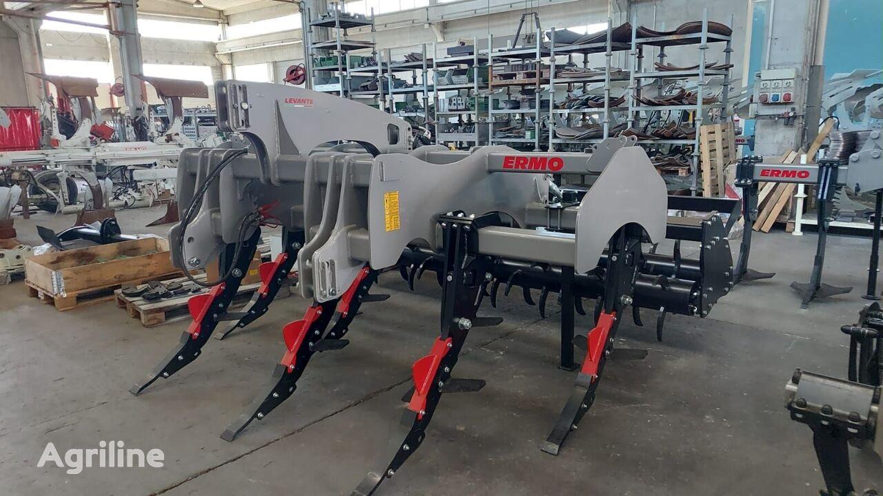 новый глубокорыхлитель ERMO Levante 7 L