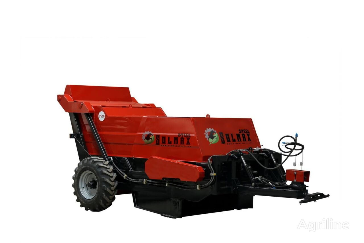 новая камнеуборочная машина SOLMAX STEEL XCF