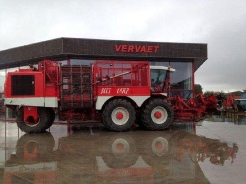 комбайн свеклоуборочный VERVAET 625