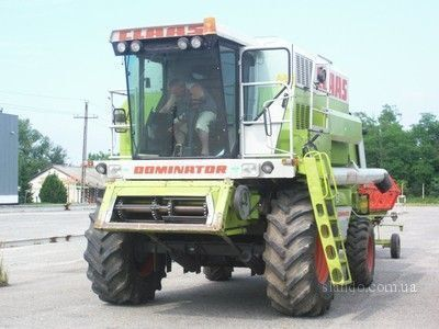 комбайн CLAAS Dominator 108 SL