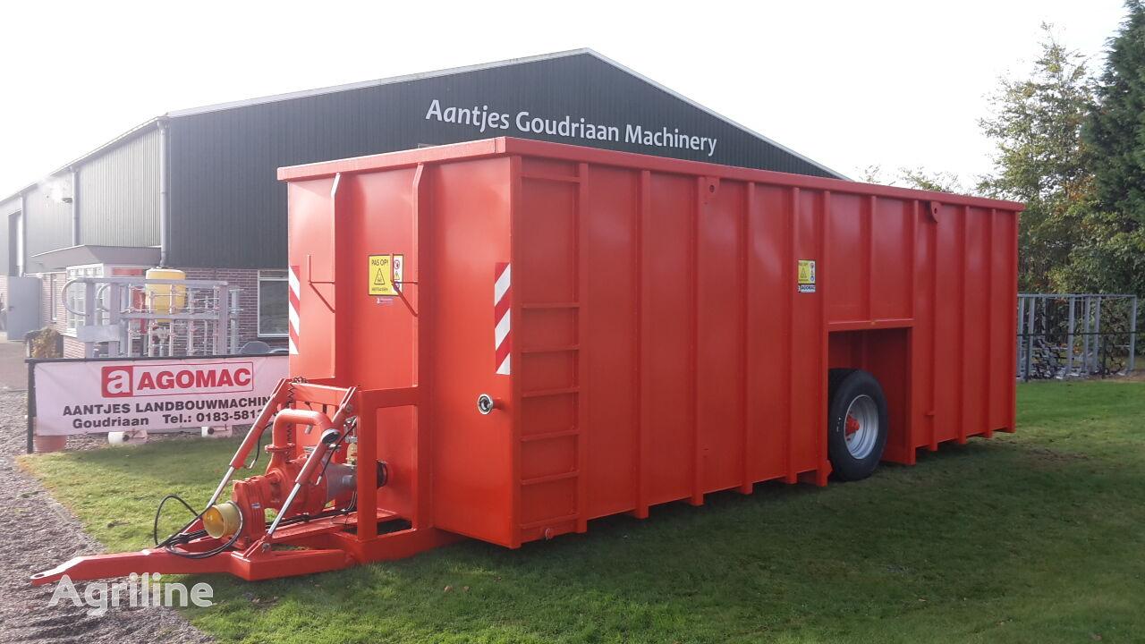 контейнер для навозной жижи Mest-pompcontainer