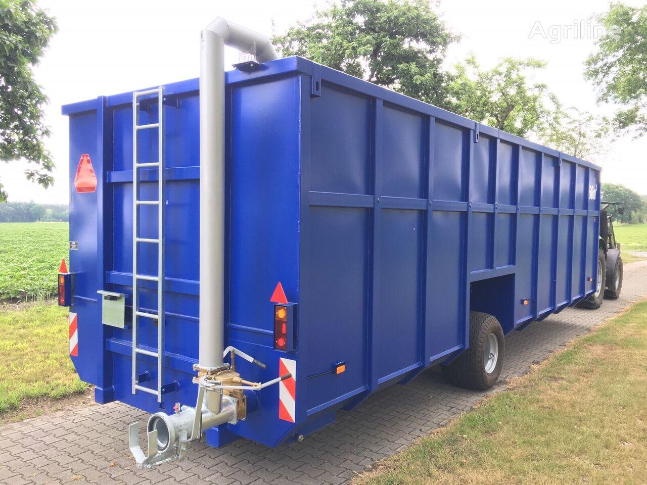 новый контейнер для навозной жижи STP