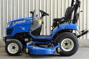 новый минитрактор NEW HOLLAND Boomer 25 with mower deck