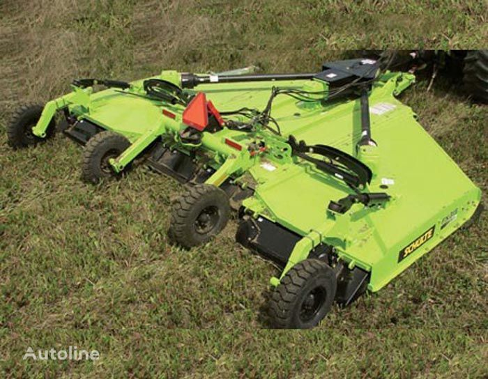 новый мульчер для трактора SCHULTE FX - 315