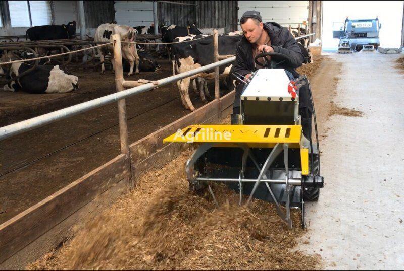 новое оборудование для корма БЛЮМИНГ Подталкиватель-ворошитель для корма