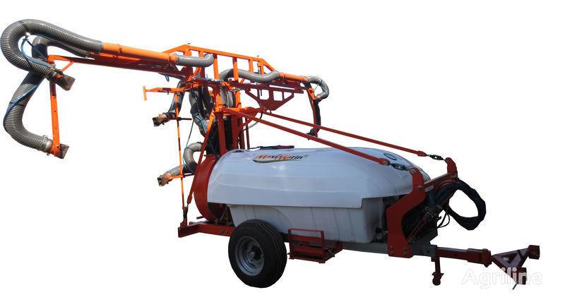 новый опрыскиватель прицепной MaxiMarin Опрыскиватель для виноградников, прицепной с турбиной