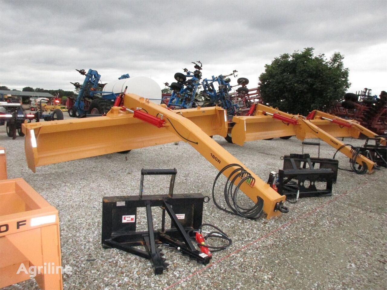 планировщик почвы Industrias America 120R