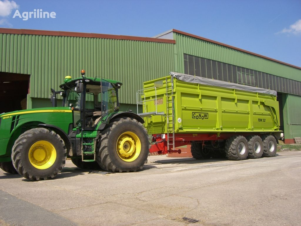 новый прицеп тракторный CONOW TDK 32