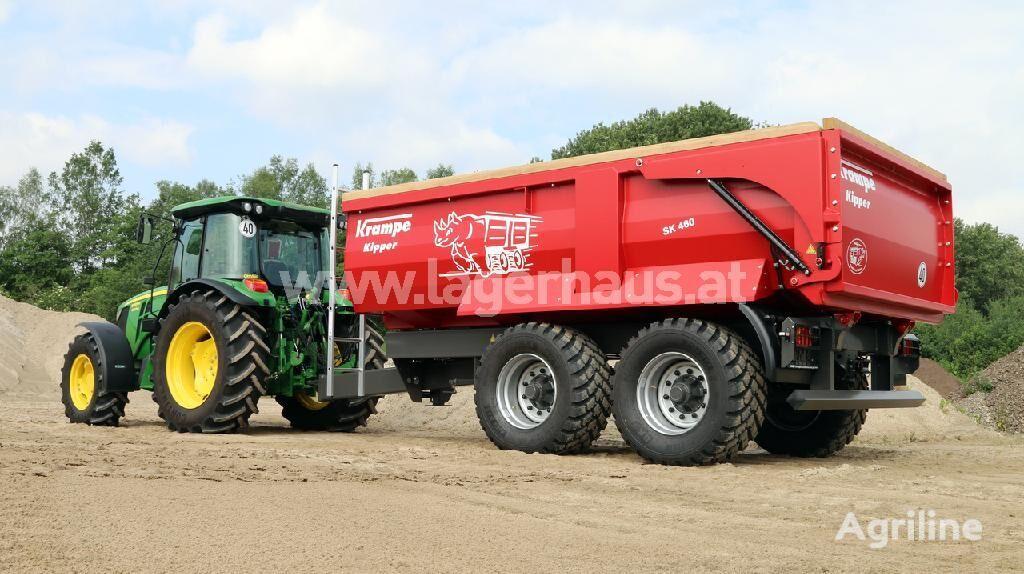 прицеп тракторный KRAMPE SK 460