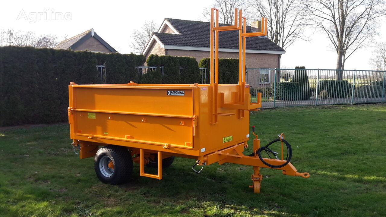 новый прицеп тракторный Minidumper 2 ton
