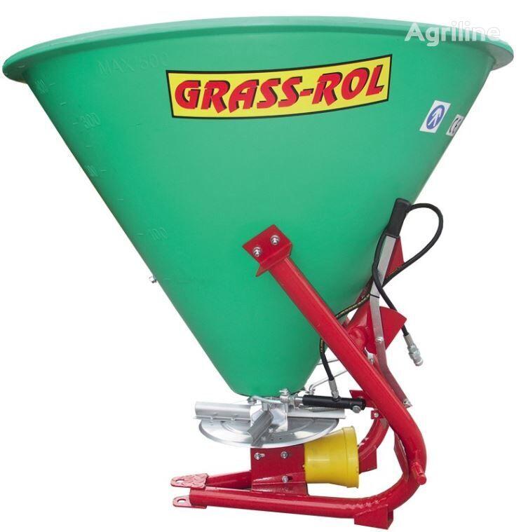 новый разбрасыватель удобрений навесной GRASS-ROL Rozsiewacz jednotarczowy 300l / Einzelscheibendüngerstreuer 300
