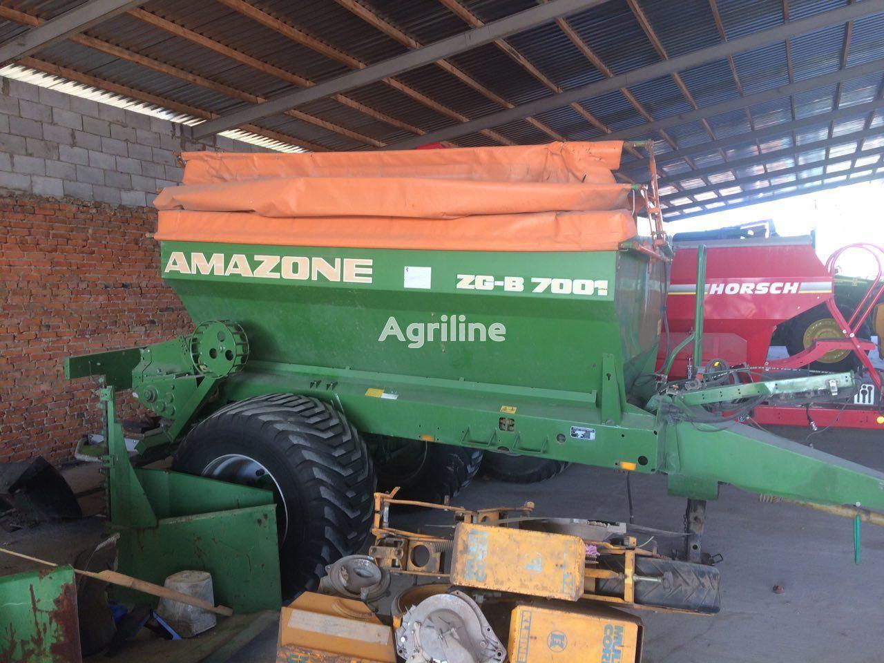 разбрасыватель удобрений прицепной AMAZONE ZG-B 7001