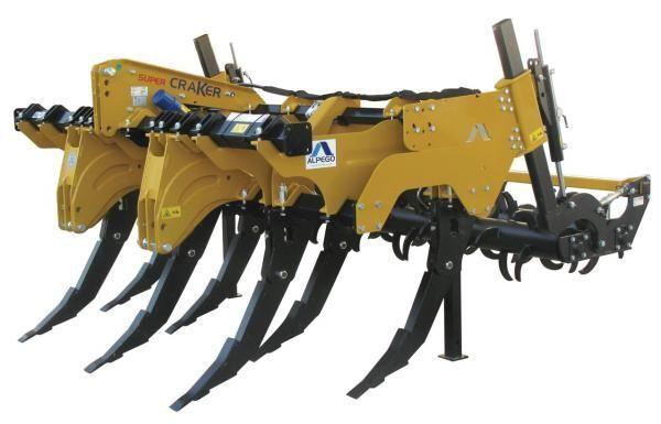 новый рыхлитель ALPEGO CraKer KF 7-400