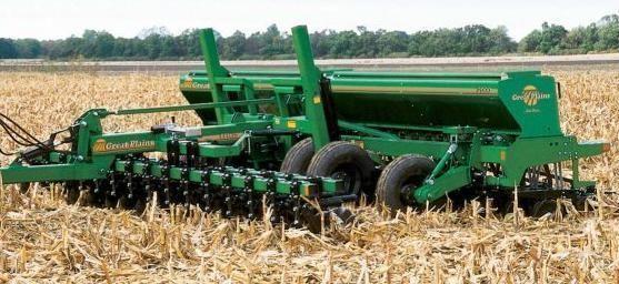 новая сеялка сплошного высева механическая Стерневая механическая зерновая сеялка Great Plains СPH-1500F