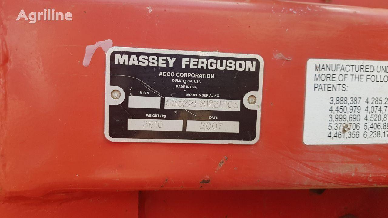 сеялка сплошного высева пневматическая MASSEY FERGUSON  MF555 12 рядная
