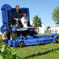трактор газонокосилка ISEKI SF310