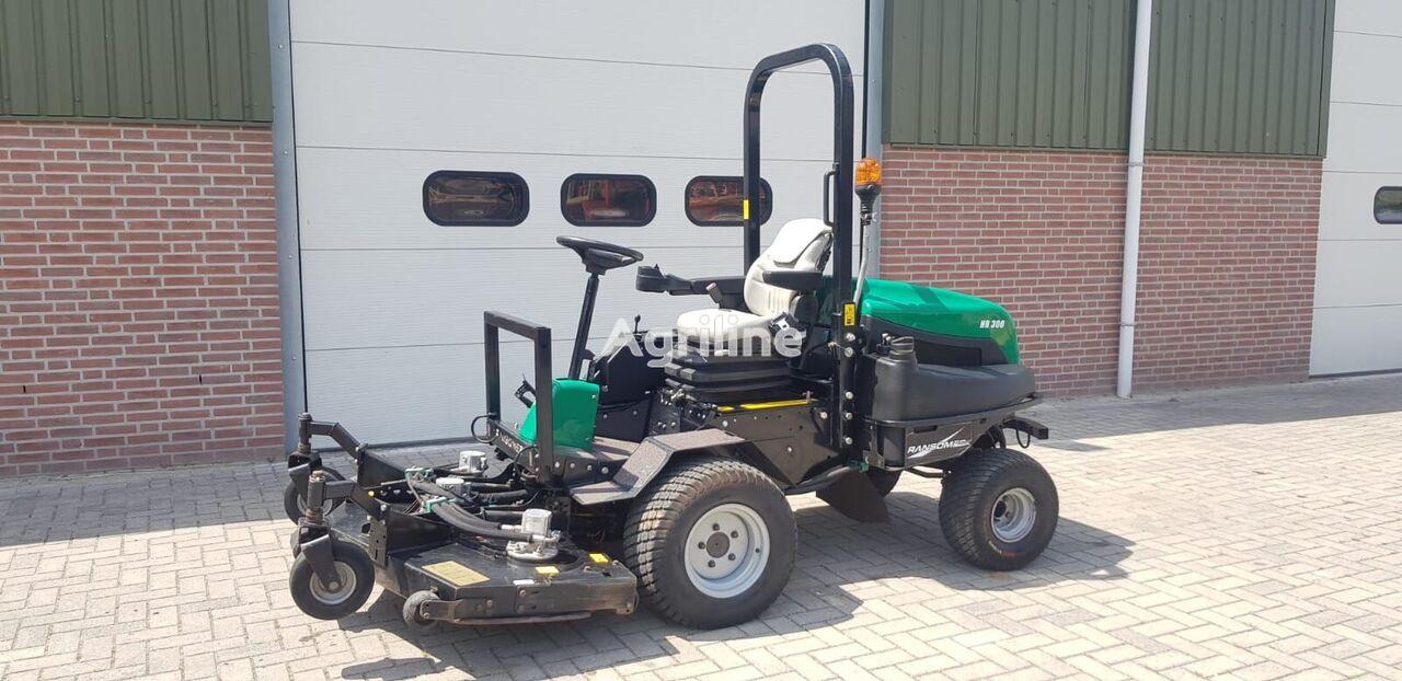 трактор газонокосилка RANSOMES HR300