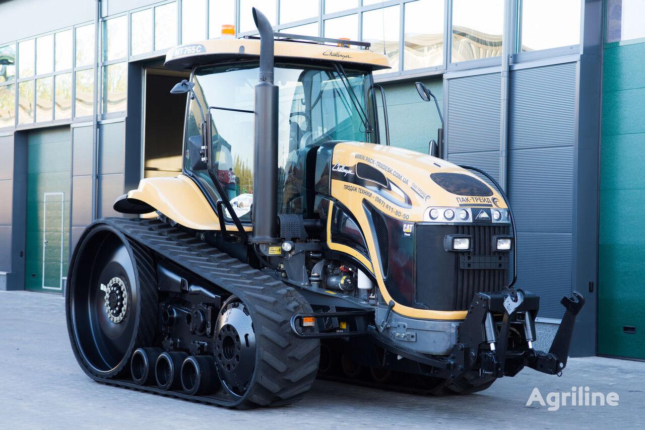 трактор гусеничный CHALLENGER MT 765 C