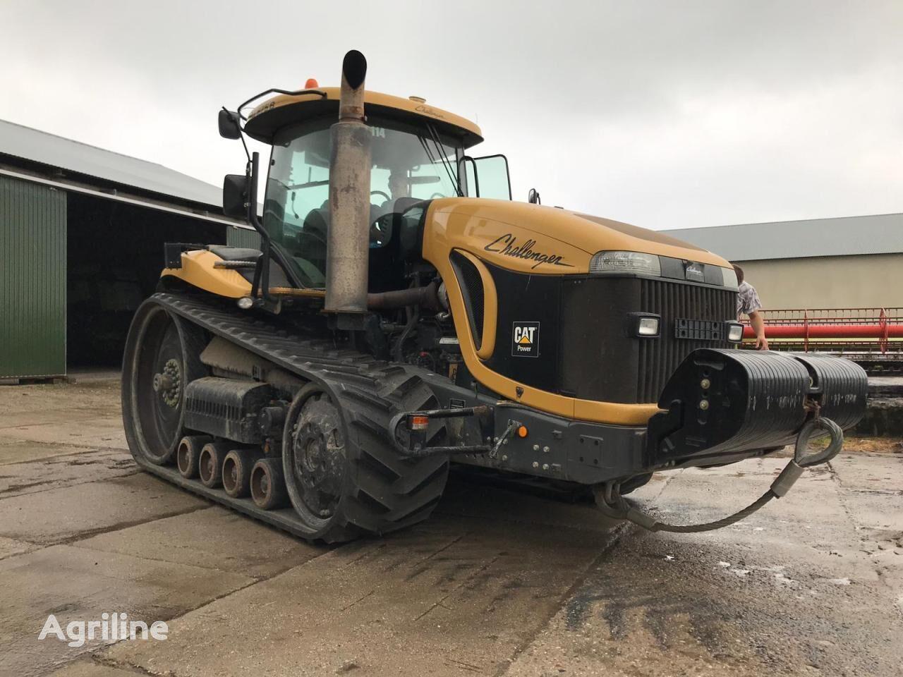трактор гусеничный CHALLENGER MT 875 B