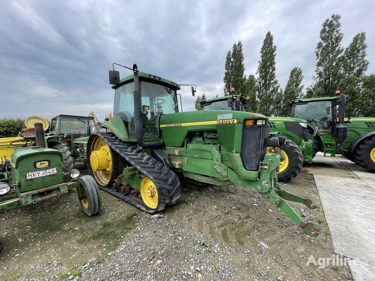 трактор гусеничный JOHN DEERE 8400 T