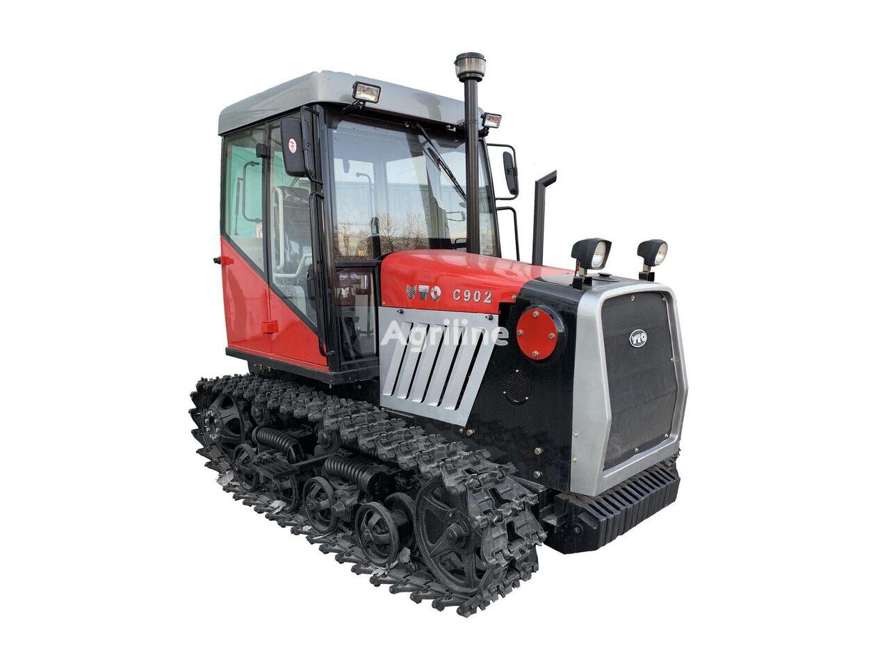 новый трактор гусеничный YTO C-902