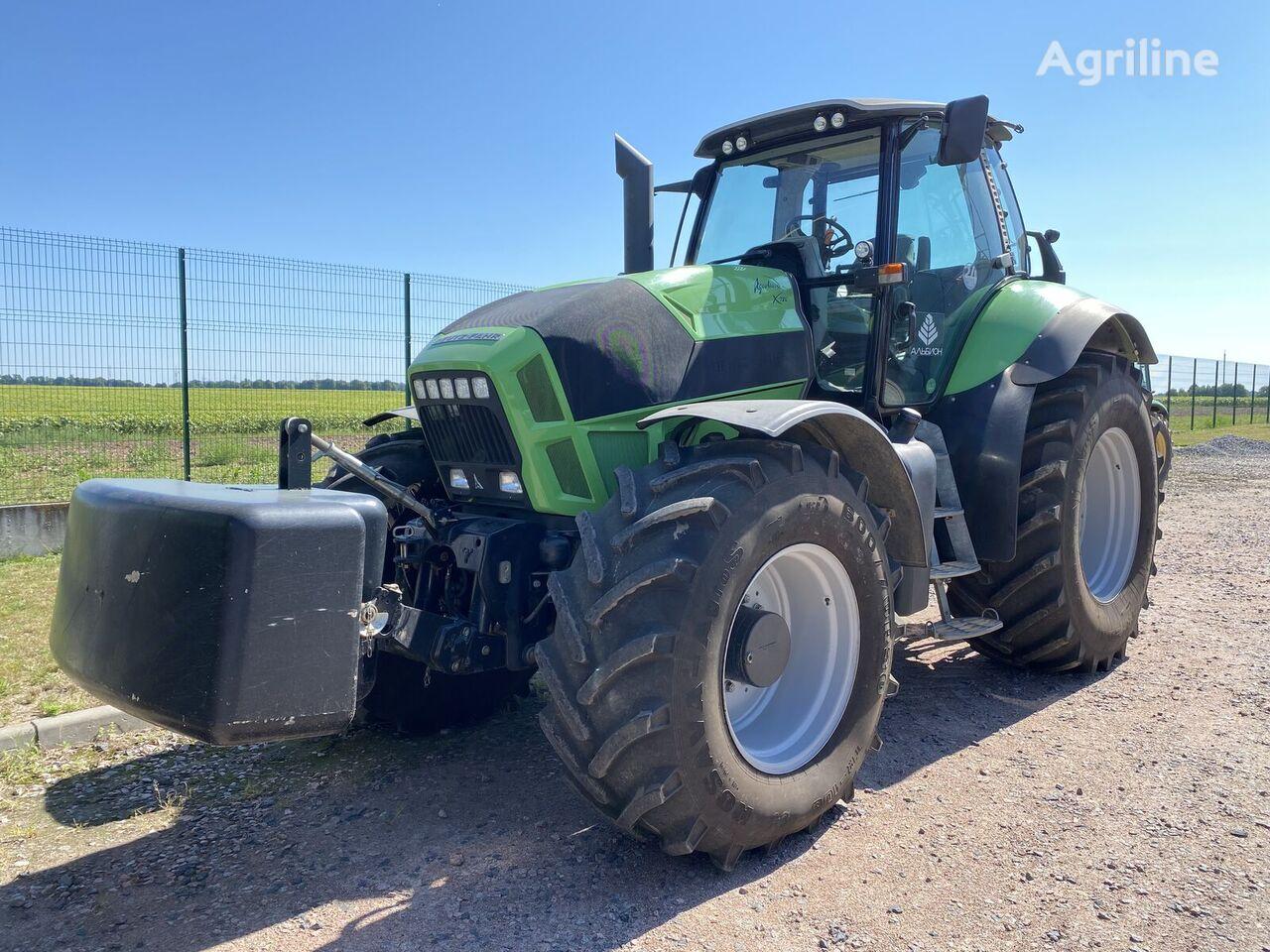 трактор колесный DEUTZ-FAHR Agrotron X720