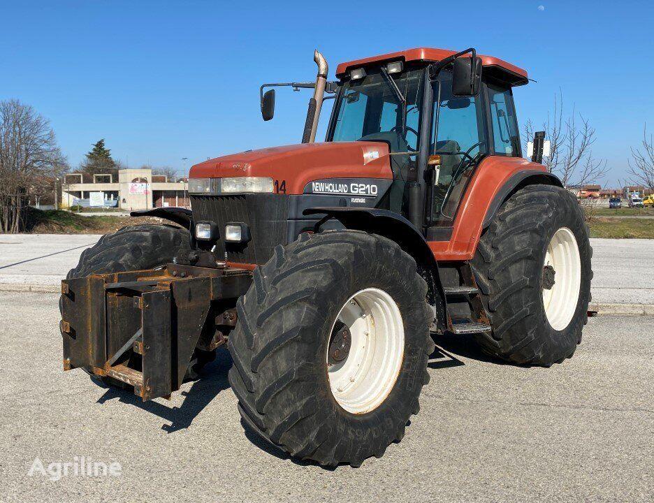 трактор колесный FIAT G210/4/S/FR