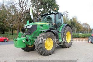 трактор колесный JOHN DEERE 6195R DirectDrive №210