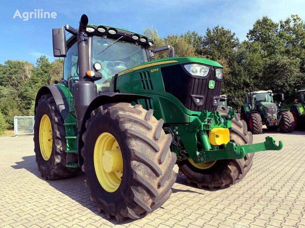 трактор колесный JOHN DEERE 6215R Allrad Traktor  **FKH & FZW**