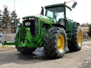 трактор колесный JOHN DEERE 8400.8410.8420.8430
