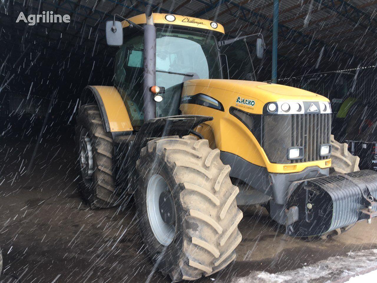 трактор колесный CHALLENGER MT 655 C