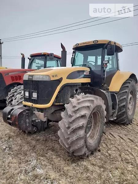 трактор колесный CHALLENGER MT 665 B