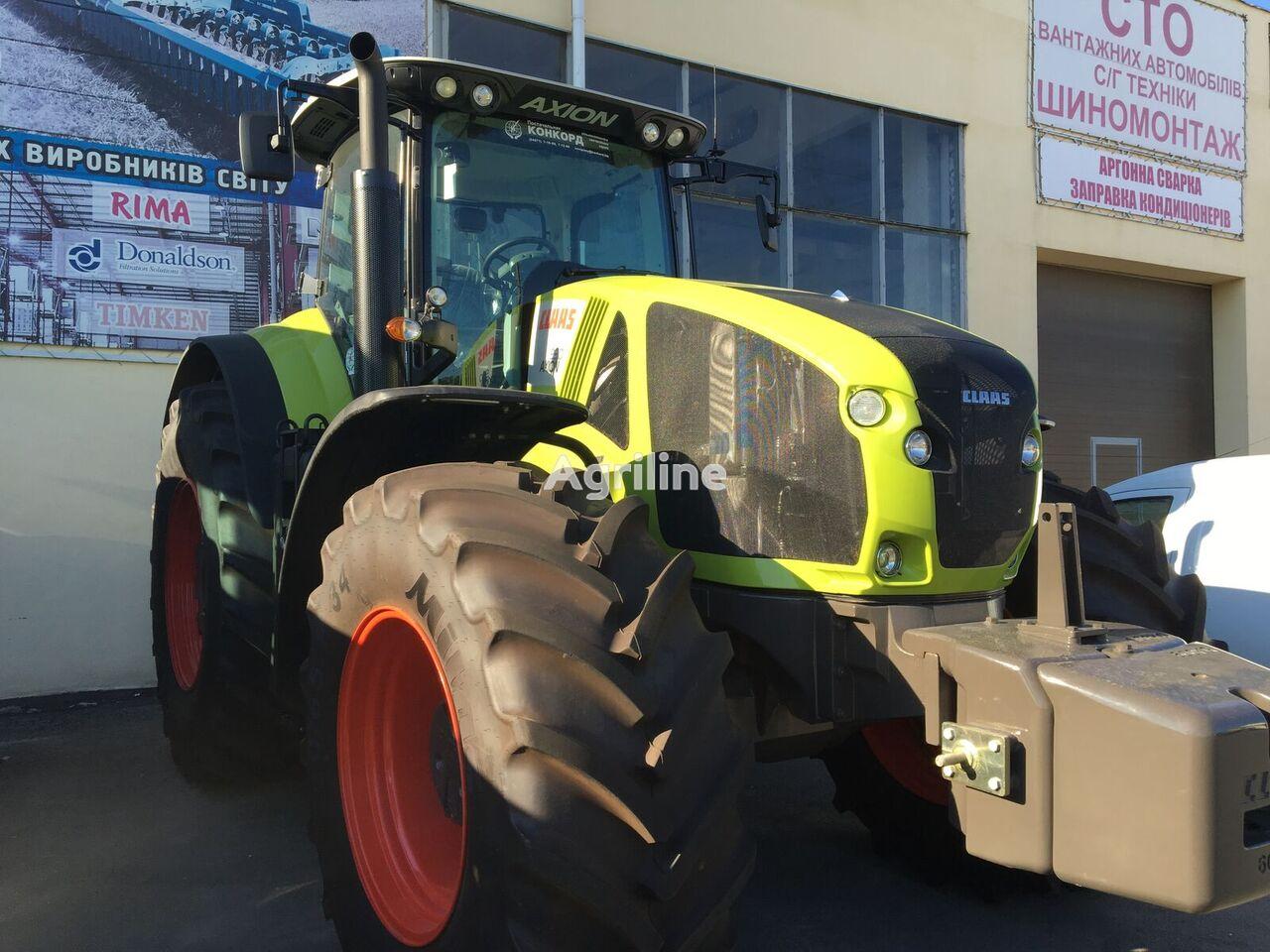 новый трактор колесный CLAAS Axion 930