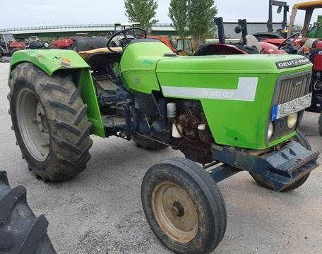 трактор колесный DEUTZ-FAHR 4007