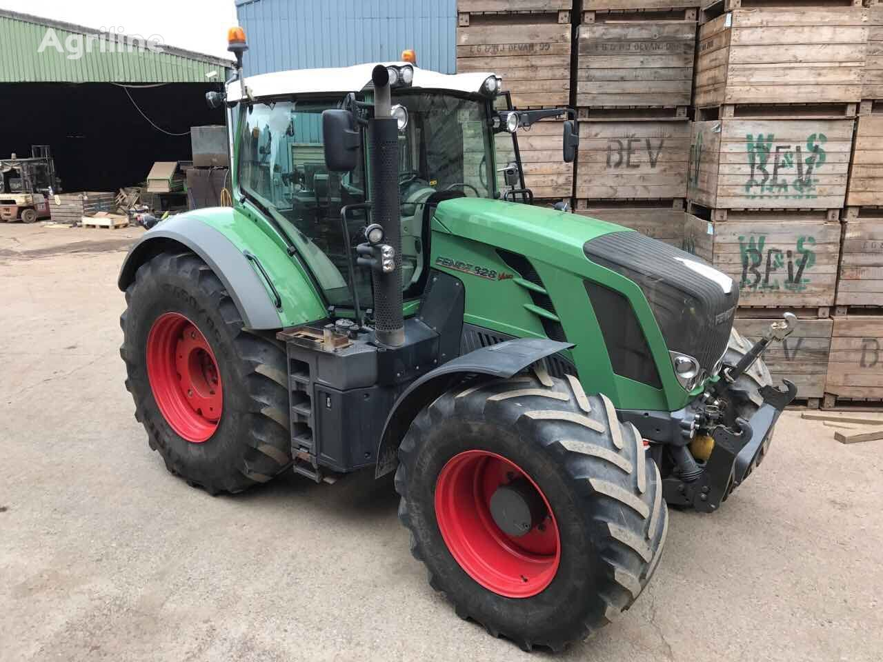 трактор колесный FENDT 828 Profi Plus