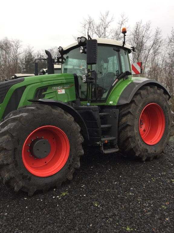 трактор колесный FENDT 936 S4 Profi Plus