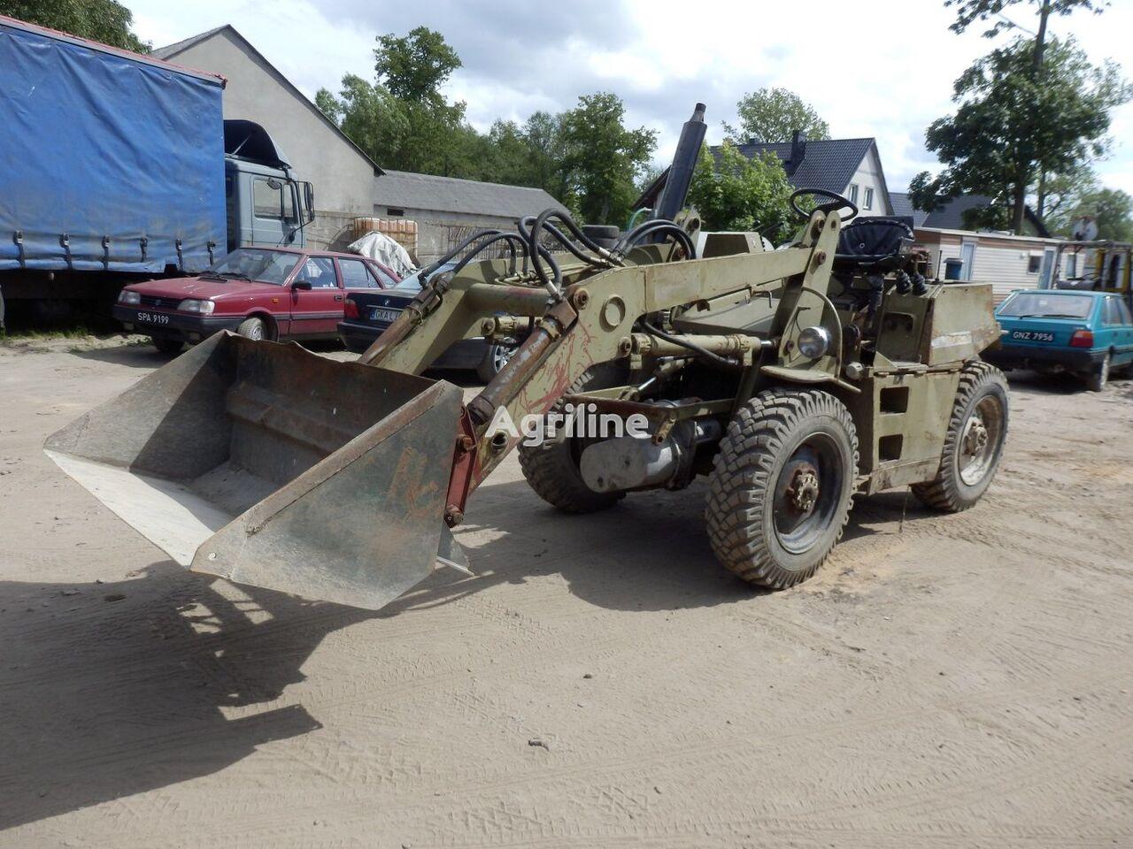 трактор колесный FORTSCHRITT HT 140  4X4